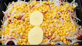 У вас есть куриные бёдра и картофель Сделайте этот невероятно вкусный рецепт Проще не бывает