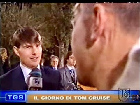 TOM CRUISE INTERVIEW BY EMANUELE CARIOTI - 23/10/2007