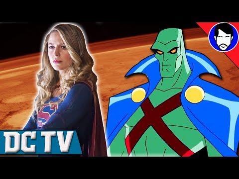 Supergirl Season 3 - Supergirl Meets Justice League Unlimited | DCTV Recap