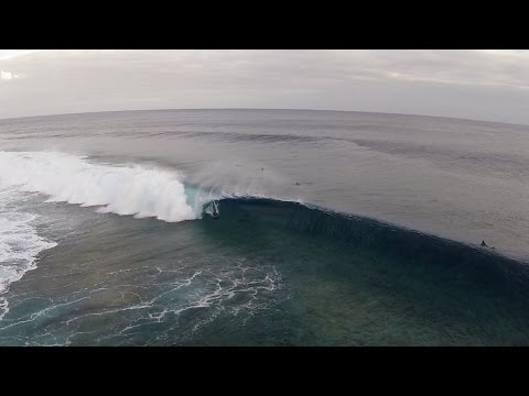 Cook Islands Surf Trip
