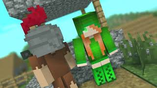 [DS] MV Minecraft ซาโยนาระ - MILD (Minecraft animation)