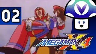 [Vinesauce] Vinny - Mega Man X4 (part 2)