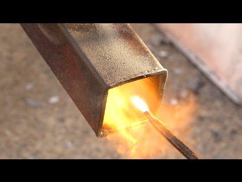 Instant Light Spraying Oil Burner From Cheap Off The Shelf Fittings