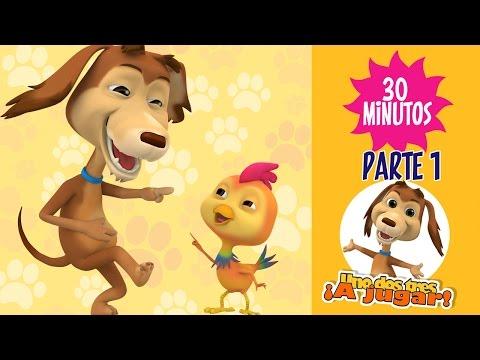 Enganchados Capítulos ¡Uno Dos Tres A Jugar! (Parte1) Con El Perro Chocolo