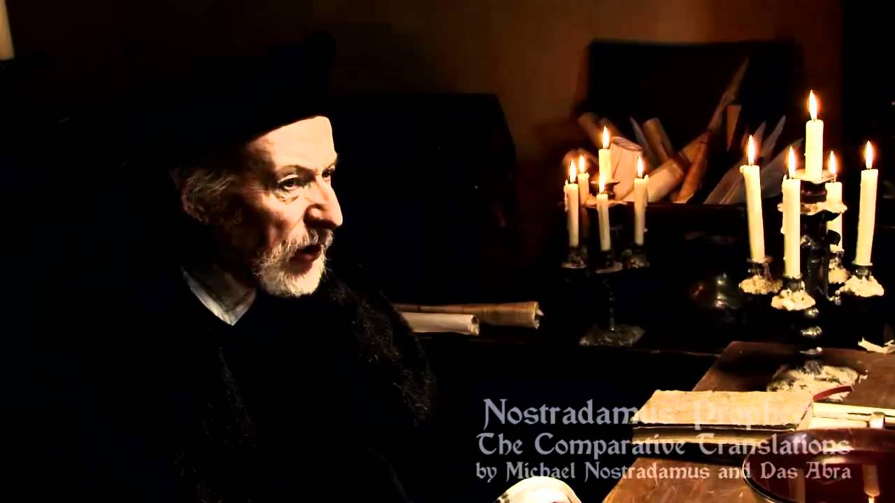 All Categories - NOSTRADAMUS AND THE NEW PROPHECY ALMANACS BLOG