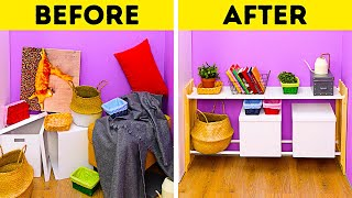 How To Store Thİngs Properly || Organization Ideas