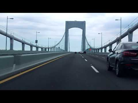New York City Expressway Tour (Queens/Bronx) westbound