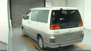 1997 Nissan Elgrand Alwe50
