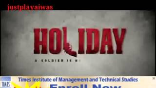 Holyday trailor | aksy kumar movie
