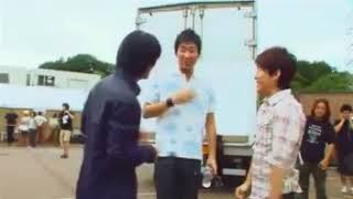 氷室京介 2007-07-16 ap bank fes 07 つま恋 舞台裏 B・E・L・I・E・V・E, CAL...
