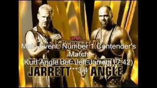 TNA Slammiversary 2011 Review