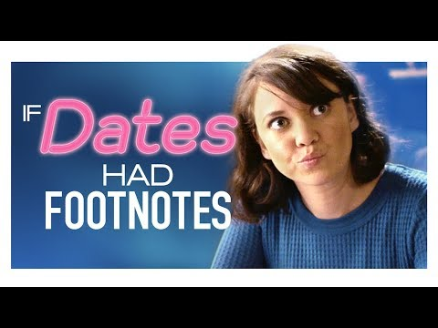 Dating with Footnotes: Valentines Day