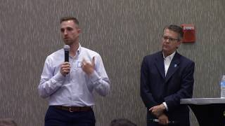 Conclusion of Q&A Session with Mayor Lloyd Winnecke