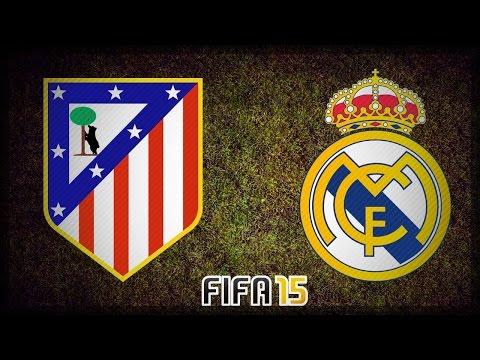 Liga Espanhola: ATLÉTICO DE MADRID - REAL MADRID