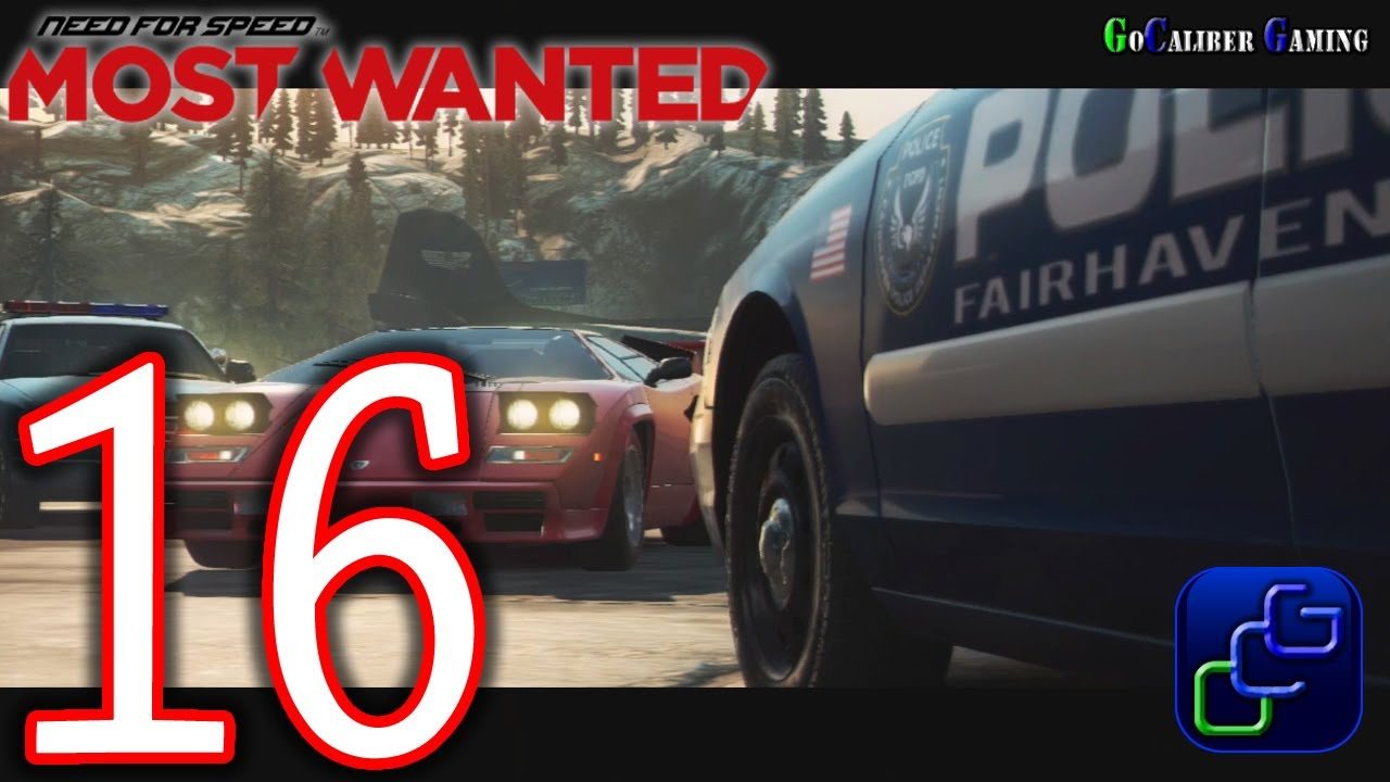 need for speed most wanted 2012 walkthrough part 16 lamborghini countach. Black Bedroom Furniture Sets. Home Design Ideas