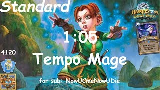 Hearthstone: Tempo Mage #10: Witchwood (Bosque das Bruxas) - Standard Constructed