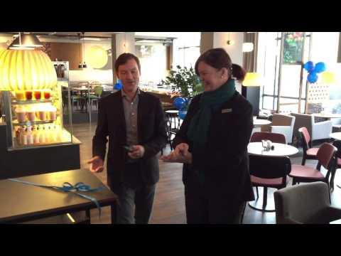 Wayne's Coffee åpnet i dag i Ålesund