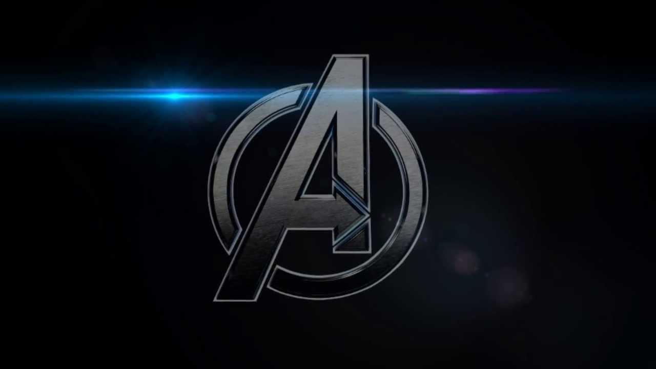 The avengers vs justice league logo fan made youtube - Avengers a logo 4k ...