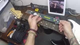 Regulagem Básica de Guitarra - Fender Stratocaster - luthier complete setup