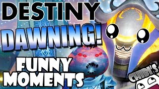 Video Destiny Funny Moments Ep.48 THE DAWNING EVENT! DABBING IN DESTINY?! FUNNIEST WINTER EVENT EVER! download MP3, 3GP, MP4, WEBM, AVI, FLV September 2017