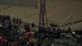 madonna and his team arrived sticky amp sweet tour hd