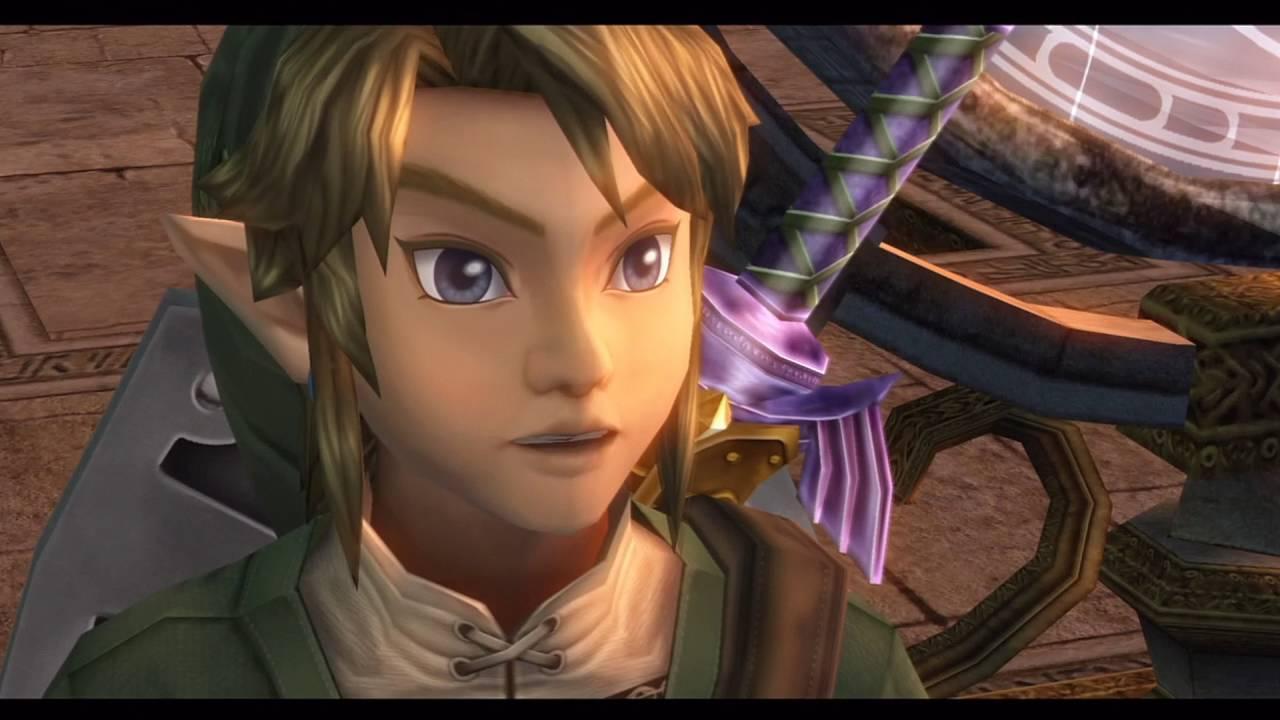 Zelda Hd Wallpaper Legend Of Zelda Twilight Princess Hd Ending And Credits