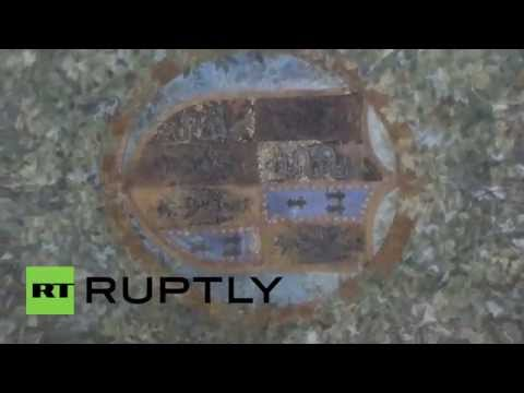 Italy: Da Vinci mural has first ever public showing after 500 years