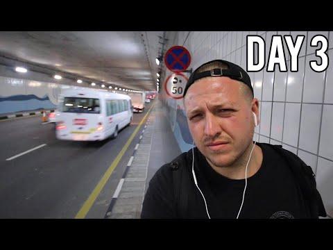 DUBAI WITH NO MONEY - DAY 3