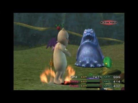 Final Fantasy X-2 - Mascot Dressphere