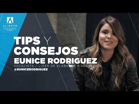 AMS Entrevistas - Eunice Rodriguez - Vocalista y Lider de Alabanza