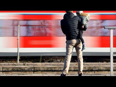 Bahnstreik Fernverkehr