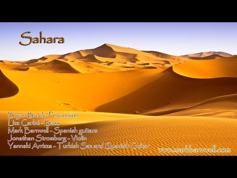 Sahara - Epic Middle Eastern Instrumental (Mark Barnwell featuring Spanish Guitar, and Violin)