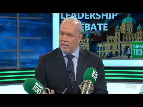 NEWS 1130 Leadership Debate