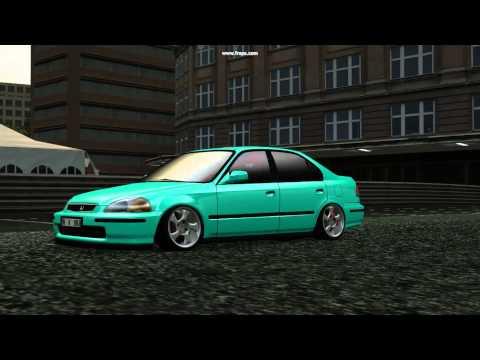 LFS - Honda Civic 1.6 VTİ v2 - TugayBircan