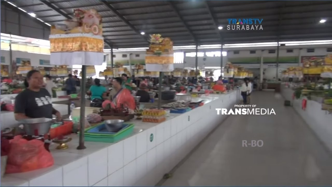 Mimpi Risma Revitalisasi Pasar Tradisional Jadi Pasar Wisata