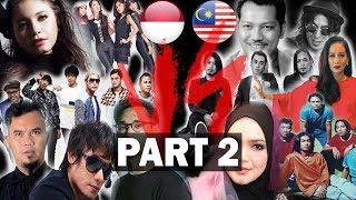 5 Lagu MALAYSIA yang di Recycle/Remake Penyanyi INDONESIA