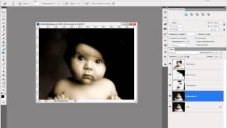 Видео Урок:как из черно -белого фото сделать цветное.(Мы часто хотим сделать самый лучший подарок нашим родителям и бабушкам с дедушками.Я так думаю что сделать..., 2013-06-24T15:58:01.000Z)