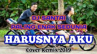 DJ SLOW HARUSNYA AKU | Armada Cover Remix 2019 By Muji RMX