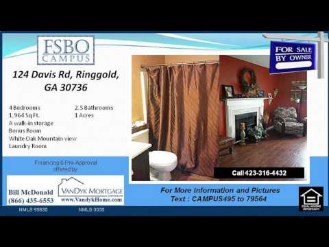 4 bedroom Home for sale near Ringgold Primary School in Ringgold GA