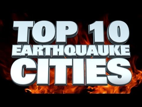 Top 10 Megacities In Danger Of Earthquakes