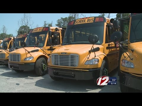Safety, Comfort the Focus of New Providence School Buses