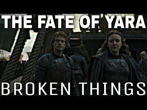 The Fate of Yara Greyjoy! - Game of Thrones Season 8 (End Game Theories)