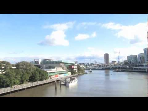 The University of Queensland School of Tourism Campus Tour