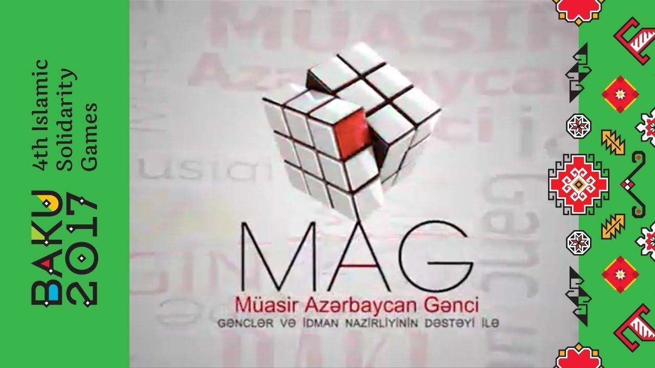 MAG: Baku 2017 Islamic Solidarity Games 13.01.2017 - YouTube
