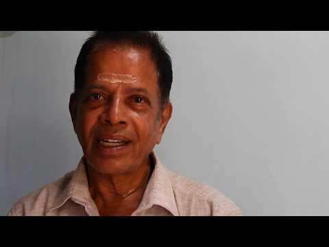 Interview with Kalamandalam Subrahmanian