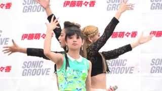 フェアリーズの伊藤萌々香ソロデビューシングル予約購入特典イベント2日...