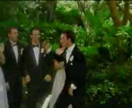 Wedding - Classic Bucs / Adidas Commercial