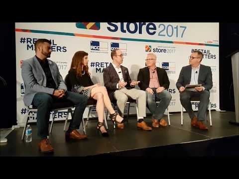 eCommerce Grocery Innovation  - Store 2017 Toronto