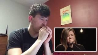 Kelly Clarkson - It's Quiet Uptown - The Hamilton Mixtape | Reaction