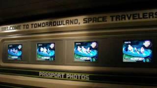 Disney World Space Mountain FULL EXIT Music!
